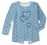 Gymboree Heart Peplum Tunic