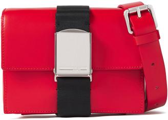 McQ Christine Deluxe Leather Shoulder Bag