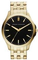 Armani Exchange Round Bracelet Watch, 45mm