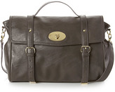 Forever 21 FOREVER 21+ Iconic Faux Leather Messenger Bag