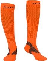 Foclassy Compression Socks-Below Knee High Socks-Circulator Moderate-All Sports(For Prime)