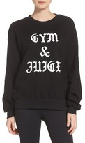 Private Party Women's Gym & Juice Sweatshirt
