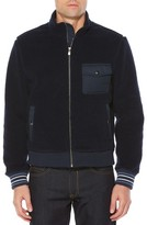 Original Penguin Men's Fleece Bomber Jacket