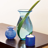 Artisanal Vase Collection, Blue