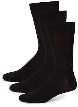 Hom Men's Triple Pack Fe 3-Pack Sock Set