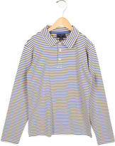 Oscar de la Renta Boys' Striped Button-Up Shirt w/ Tags