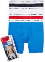 Tommy Hilfiger 3 pack+1 Bonus Pair Cotton Boxer Briefs - 09TE009