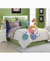 Fiesta Lucia Reversible Queen Comforter Set