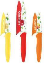 Cuisinart Advantage 6-pc. Printed Fruit Knife Set