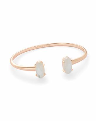 Kendra Scott Edie Cuff Bracelet in Rose Gold