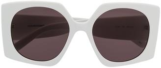 Courrèges Eyewear CL 1907 square-frame sunglasses