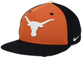 Nike Texas Longhorns Pro Verbiage Snapback Cap