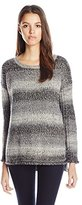 Sanctuary Women's Northern Marled Pullover Sweater
