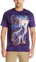 The Mountain Men's Wolf Castle T-Shirt