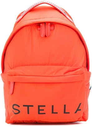 Stella McCartney Stella Logo backpack