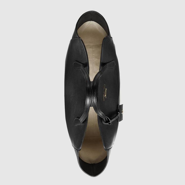 Gucci Swing medium leather tote