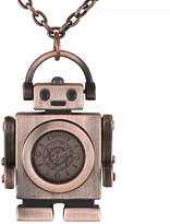 JCPenney Decree Robot Pendant Necklace Watches