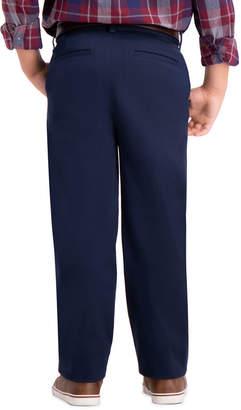 Haggar Sustainable Chino Flat Front Pants Boys