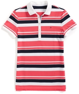 Tommy Hilfiger Final Sale- Heritage Stripe Polo