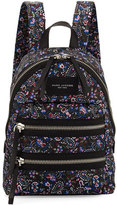 Marc Jacobs Garden Paisley Mini Backpack, Purple