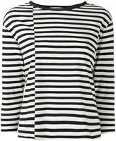 Hope Byronesse striped top