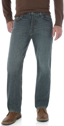 Wrangler Men's Relaxed-Fit Stretch Jeans