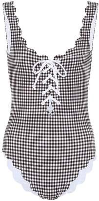 Marysia Swim Palm Springs Tie one-piece swimsuit