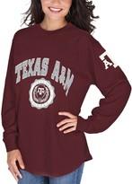 Unbranded Women's Maroon Texas A&M Aggies Edith Long Sleeve T-Shirt
