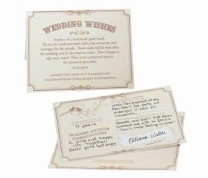 Lillian Rose 48 Wedding Wishes Cards