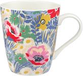 Cath Kidston Winfield Flowers Metallic Stanley mug