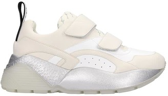 Stella McCartney Eclypse Sneakers In Beige Tech/synthetic