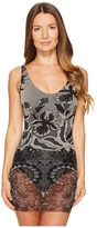 Fuzzi One-Piece Layered Lace Bathing Suit Women's Swimsuits One Piece