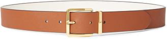 Ralph Lauren Reversible Saffiano Leather Belt
