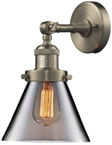 Large Cone Wall Sconce