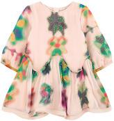 Chloé Mini Me printed silk dress