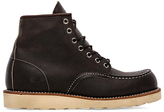 Red Wing Shoes 6 Moc in Charcoal. - size 11 (also in )