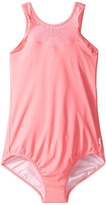 Seafolly Summer Essentials Racer One-Piece Girl's Swimsuits One Piece