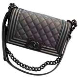 Chanel Boy leather handbag