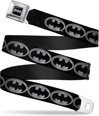 Buckle Down Buckle-Down Seatbelt Belt Batman Regular