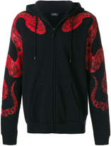 Marcelo Burlon County of Milan Maive hooded jacket