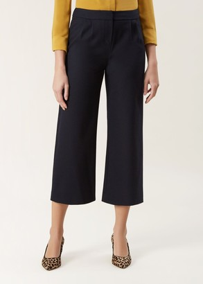 Hobbs Lula Wool trousers With Stretch