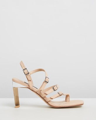 Senso Women's Neutrals Heeled Sandals - Odette - Size One Size, 36 at The Iconic