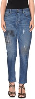 Mauro Grifoni Denim pants - Item 42502956