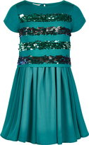 Monsoon Safi Sequin 2 in 1 Dress