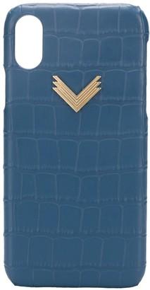 Manokhi x Velante iPhone X/XS phone case