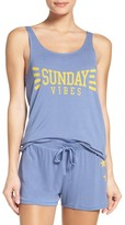 Junk Food Clothing Sunday Vibes Lounge Tank