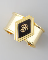 Tory Burch Darlene Cuff, Black