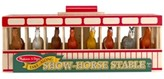 Melissa & Doug Kids' Show-Horse Stable Toy