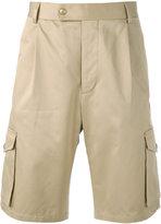 Moncler Gamme Bleu classic cargo shorts - men - Cotton - 1