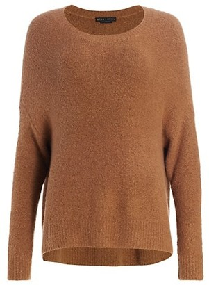 Alice + Olivia Roma Boucle Sweater
